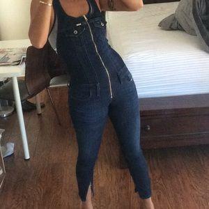Diesel jumpsuit jeans